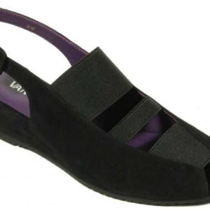 womens black slingback heels