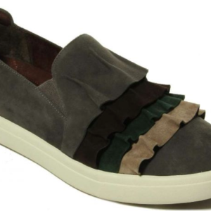 multi suede casual shoes