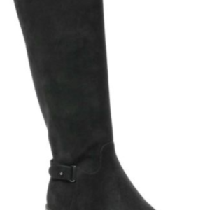black weather proof riding boot