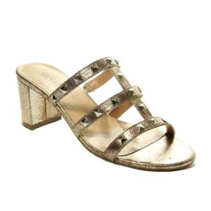 Vaneli Mayda Heel in Gold