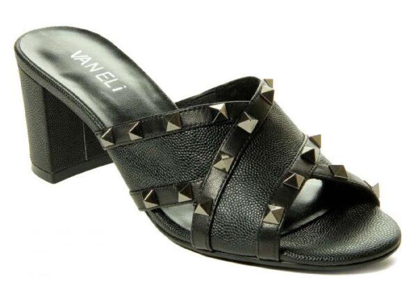 VANELi MISSY in Black Leather