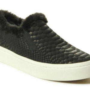 Vaneli Ylona sneaker in black nabit print